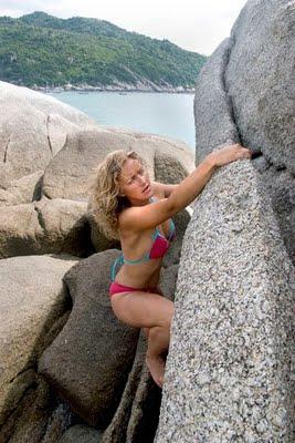girlclimbing